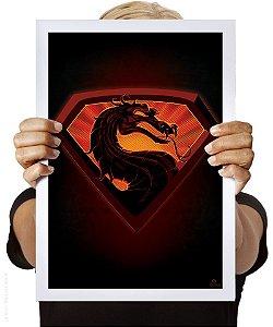 Poster Super Kombat