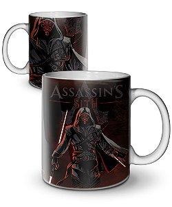 Caneca Assassin's Sith