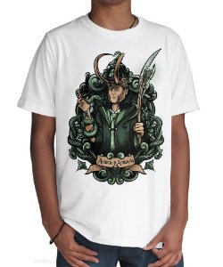 Camiseta Bruxo Exemplar