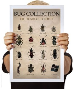 Poster Bug Collection