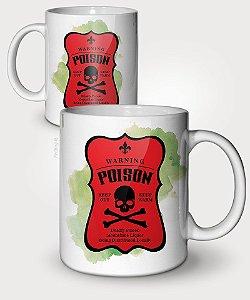 Caneca Poison