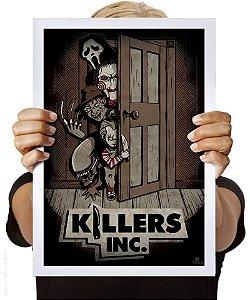 Poster KIllers Inc