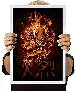 Poster Firebender