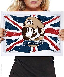 Poster God Save the Princess