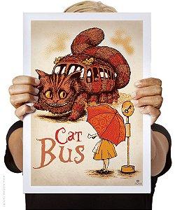 Poster Cat Bus