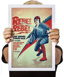 Poster Rebel Rebel
