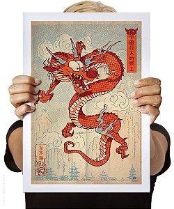 Poster Mushu