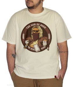 Camiseta The God Of Beer