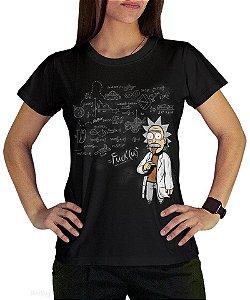 Camiseta Fuck Rick