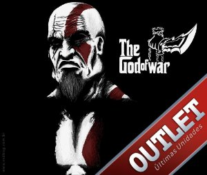 OUTLET - The God of War - Feminino