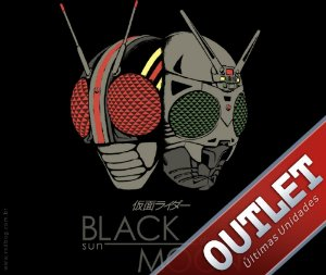 OUTLET - Black x Moon