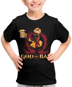 Camiseta God Of Bar