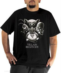 Camiseta Villain Rhapsody