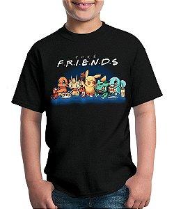 Camiseta PokéFriends