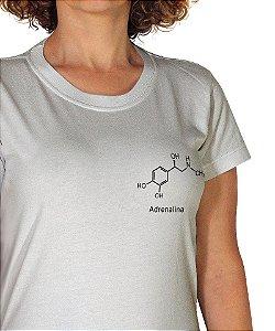 Camiseta Formula Química Adrenalina