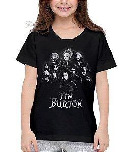 Camiseta Team Burton