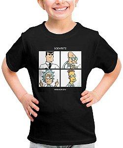 Camiseta Cientistaz