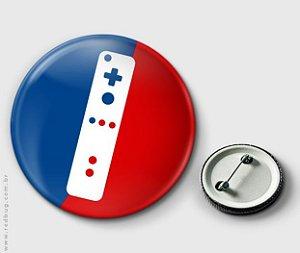 Botton Gamer Wii