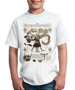 Camiseta Aang Vitruviano