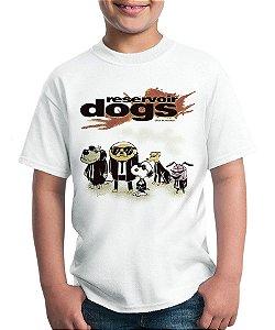 Camiseta Cães de Aluguel