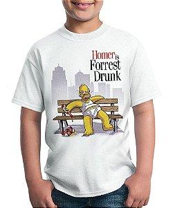 Camiseta Forrest Drunk