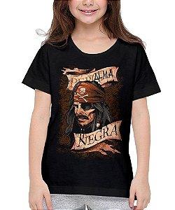 Camiseta Alma Negra