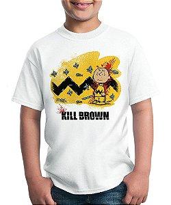 Camiseta Kill Brown