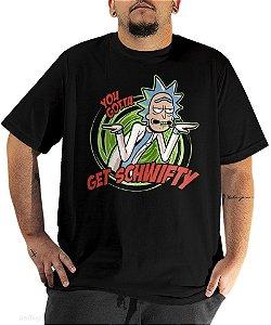 Camiseta Get Schwifty
