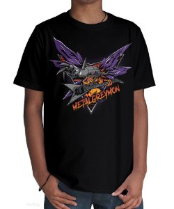 Camiseta Metalgreymon