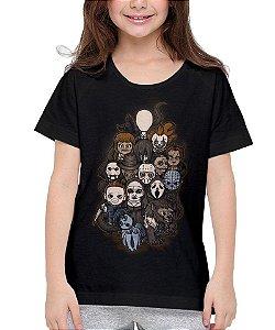 Camiseta Horripilantes