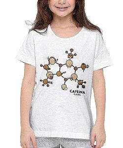 Camiseta Coffee Fórmula
