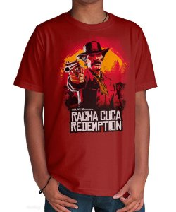 Camiseta Racha Cuca