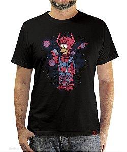 Camiseta Galactus Homer