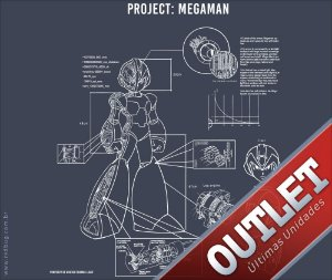 OUTLET - Project: Megaman