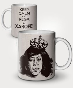Caneca Xarope