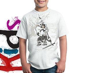 Camiseta Além da Muralha