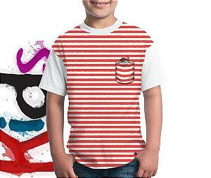 Camiseta Waldo