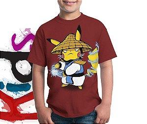 Camiseta Poké Raiden
