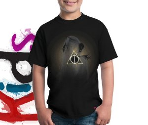 Camiseta Deathly Hallows