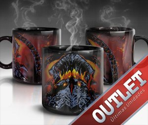 OUTLET - Caneca Deathwing