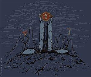Camiseta Congresso de Sauron - Feminina