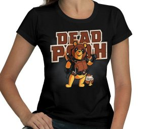 Camiseta Deadpooh