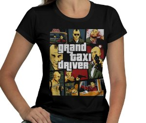 Camiseta Grand Taxi Driver