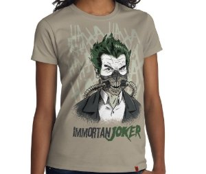 Camiseta Immortan Joker - Feminina