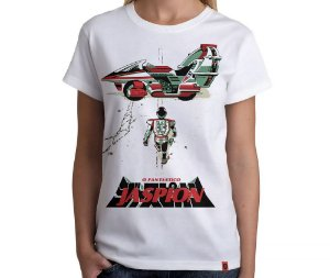 Camiseta Jaspion - Feminina