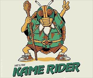 Camiseta Kame Rider - Feminina