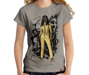 Camiseta Kill Walkers - Feminina