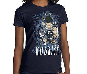 Camiseta Kubrick - Feminina