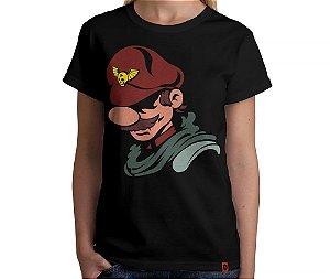 Camiseta Mario Bison