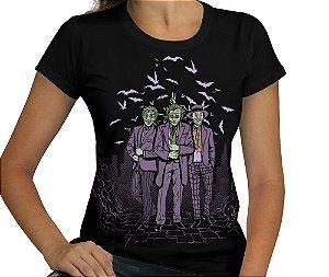 Camiseta Palhaços do Crime - Feminina